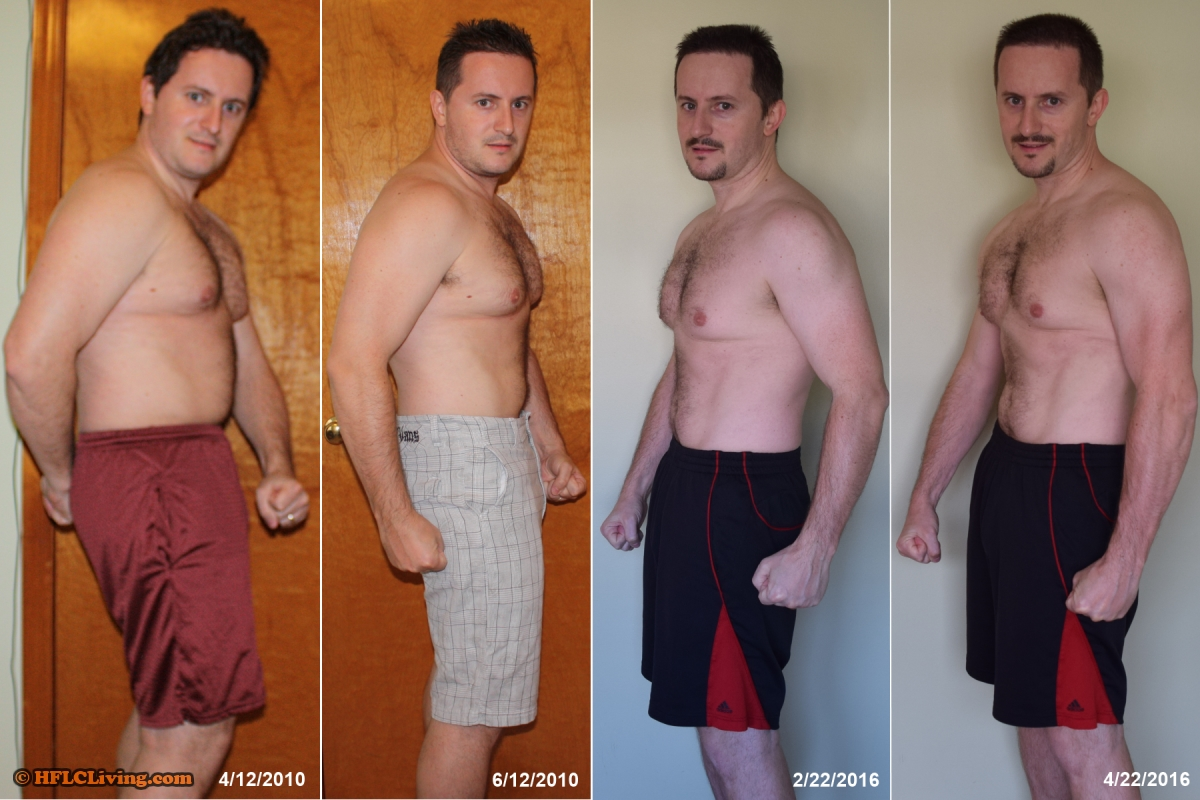 Rob - before and after lchf - side 2