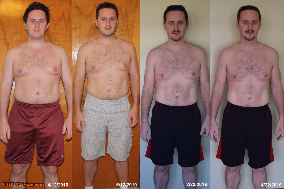 Rob - before and after hflc